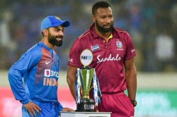 India West Indies 2nd T20 Match Windies Won The Toss Chose Bowl First