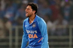 Kuldeep Yadav One Wicket Away From 100 Odi Wickets