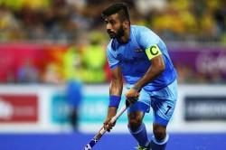 Men S Skipper Manpreet Nominated For Fih Player Of The Year