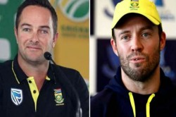 Sa Coach Mark Boucher Open To Asking Ab De Villiers To Come Out Of Retirement For T20 World Cup