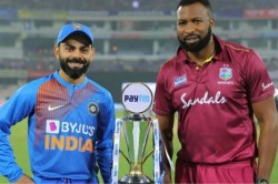 India Ind Vs West Indies Wi Live Score 1st T20i Bhuvneshwar Back As India Bowl In Hyderabad