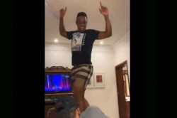 Ipl Auction 2020 Shimron Hetmyer Dances In Joy After Being Sold To Delhi Capitals For Rs7 75crore