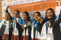 South Asian Games With A Record Tally Of 312 Medals India Finish Top For 13th Straight Time