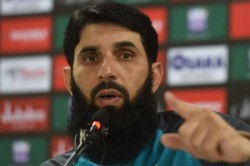 Misbah Ul Haq Said Form Of Some Of The Main Players In The Team Is A Major Reason For Concern