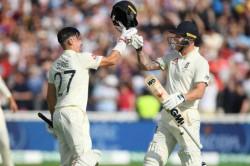 New Zealand Vs England 2nd Test Joe Root Rory Burns Fightback On Rain Curtailed Day