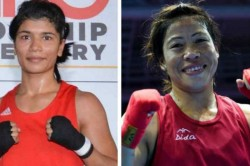 Nikhat Zareen Said I Was Fighting For A Fair Trial And Against The System Not Mary Kom