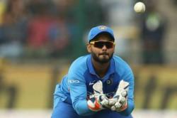 Rishabh Pant To Train Under Specialist Wicket Keeping Coach Says Msk Prasad