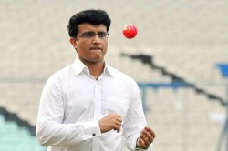 Sourav Ganguly Wants At Least One Match In A Series To Be Pink Ball Test