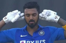 India Vs West Indies Kl Rahul S Mystery Century Celebration Triggers Memes Fest On Twitter