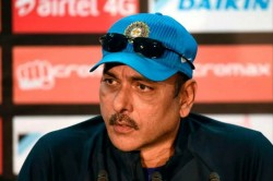 We Played 3 Years Without A Bcci Ravi Shastri Thrilled On Sourav Gangulys Appointment As Board