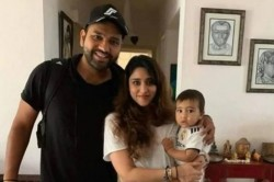 Watch Animated Rohit Sharma Talking To Daughter Samaira From Dressing Room After Whirlwind 71 Vs Wi