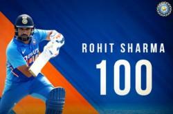 India Vs West Indies 2nd Odi Live Score Rohit Sharma Hits 28th Odi Hundred