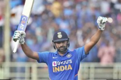 India Vs West Indies Rohit Sharma Breaches 150 For 8th Time In Odi Extends Unparalleled Record