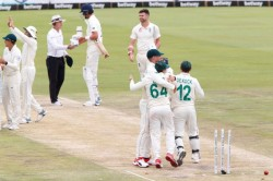 Boxing Day Test Quinton De Kock Kagiso Rabada Heroics Help South Africa Snap Losing Streak