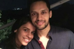 Couldn T Ask For Better Wife Parupalli Kashyap Wishes Sain Nehwal On 1st Wedding Anniversary