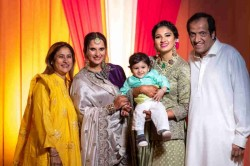 Sania Mirza Gets Teary Eyed In Sister Anam S Wedding Video Says She And Son Izhaan Will Miss Her