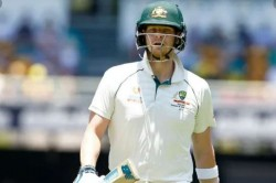 First Time In Test Career Steve Smith Ends A Test Series No Hitting A Fifty
