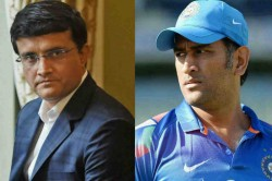 Sourav Ganguly Picks Rishabh Pant Over Ms Dhoni While Naming His Fantasy Ipl Xi