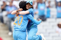 Icc Women S T20i Rankings Radha Yadav Remains In 2nd Deepti Poonam Slip To 5th 6th Spots