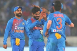 India Vs West Indies 3rd T20i Predicted Xi