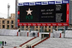 Rawalpindi Test Rain Continues To Play Spoilsport As Day 4 Gets Washed Out
