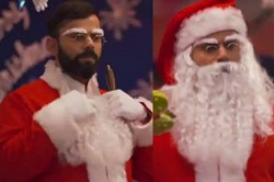 Virat Kohli Turns Secret Santa For Children Of A Shelter Home In Kolkata