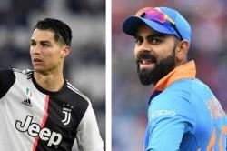 Virat Kohli Is Cricket S Cristiano Ronaldo Says Brian Lara