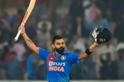 Do Not Follow First Half Of My Innings Kohli S Advice To Yooungsters After Hyderabad Epic