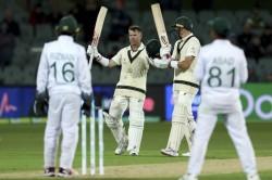 Australia Vs Pakistan David Warner Triple Century Why Tim Paine Declared Australian Innings