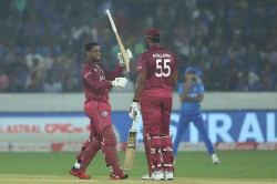 Ind Vs West Indies Live Score 1st T20i Hetmyer Pollard Power West Indies To 207 For5 Sloppy India