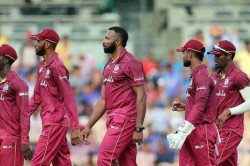Westindies Players Fined 80 Percent Of Their Match Fee For Slow Over Rate In Chennai