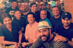 Yuvraj Singh Shares Glimpses Of His Special Day With Special Friends As He Turns