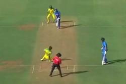 India Vs Australia Virat Kohli Fails At No