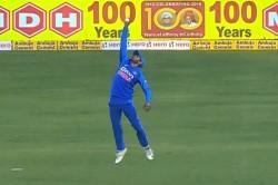 India Vs Australia 2nd Odi Manish Pandey Stunner Helps India Break Australian Opening Stand