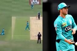 Ab De Villiers Takes Sharp Catch On Big Bash League Debut