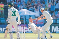 All Round Ben Stokes Helps England Level Series