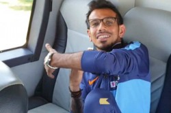 Yuzvendra Chahal Says We Miss Ms Dhoni A Lot Last Corner Seat In The Bus Reserved For Him