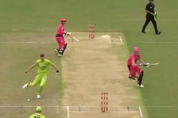 Chris Morris Exhibits Elite Footwork To Run Out Batsman In Bbl Match
