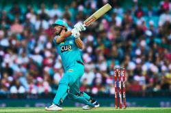 Chris Lynn To Donate 250 Dollars To Australia Bushfire Victims For Every Six He Hit In Bbl
