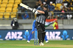 New Zealand Vs India 4th T20i Seifert Taylor In Control Of 166 Chase