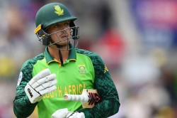 De Kock Named South Africa Odi Captain With Du Plessis Not In Squad To Face England