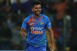 Was My Dream Spell Deepak Chahar After Bagging Icc S T20i Performance Of The Year