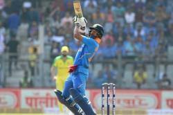 Shikhar Dhawan Becomes Fifth Indian Batsman To Score 1000 Odi Runs Against Australia