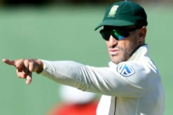 Wanderers Could Be My Last Home Test Admits Faf Du Plessis