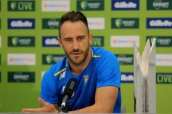 Faf Du Plessis Hasn T Retired He Is Still In Our Plans Css Convener Of Selectors Linda Zondi