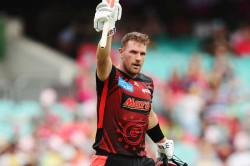 Big Bash League 2020 Aaron Finch Century Sixers Vs Renegades