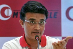Playing Under Pressure Tougher Than Bcci President S Job Sourav Ganguly