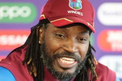 Pakistan One Of The Safest Places Right Now In The World Chris Gayle