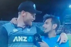 Chahal Asks Guptill To Repeat The Hindi Cuss Word He Responds In Hilarious Fashion