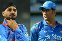 Harbhajan Singh Says Ms Dhoni Has Played His Last Game For India